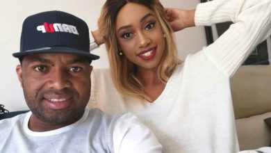 Photo of Itu Khune On Whether He's Ready To Be A Father