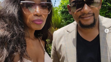 Sophie Ndaba Pens A Heartfelt Tribute To Her Hubby