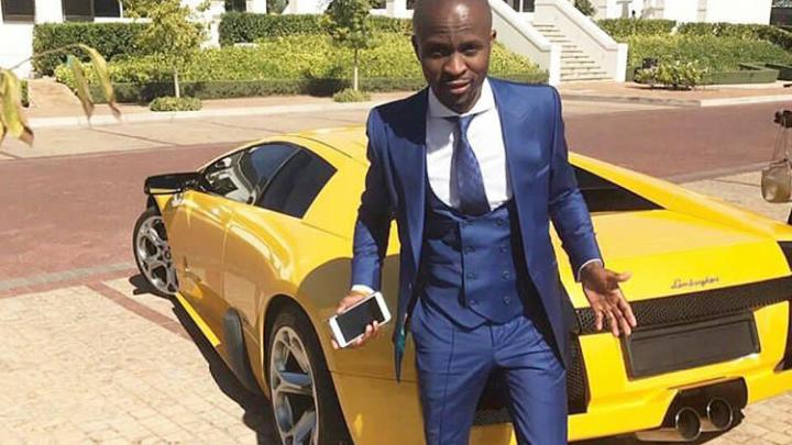 8 Flamboyant Photos Of Jailed Popular Forex Trader Cashflow Ngcobo