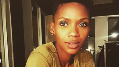 Nokuthula Mavuso Shares Adorable Photo Of Her 4 Months Old Bundle Of Joy