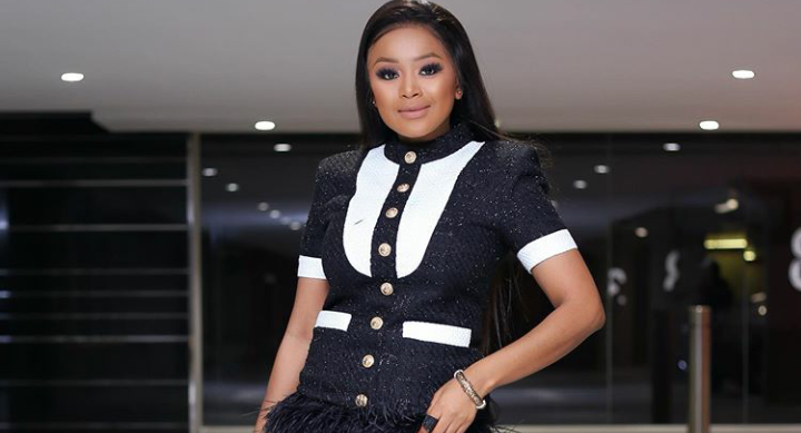 Lerato Kganyago Weighs In On Shopping At Mr Price And