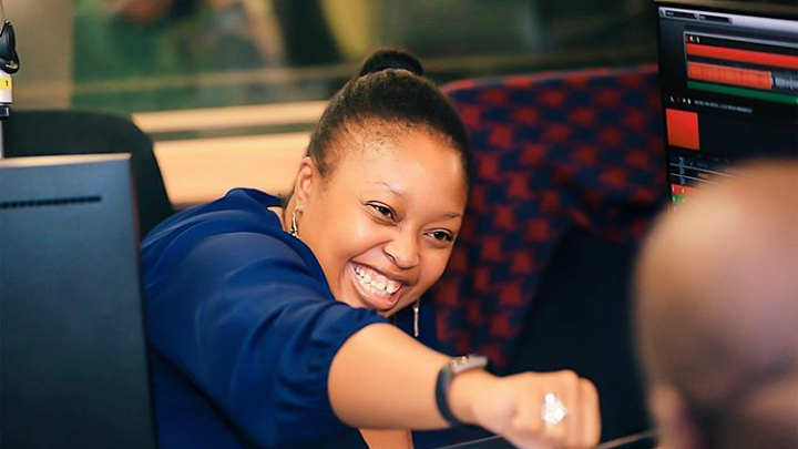 Metro FM's Relebogile Claps Back After Being Called A '702