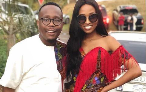 Ntando Kunene Celebrates Her Husband's Birthday With Sweet Shoutout!