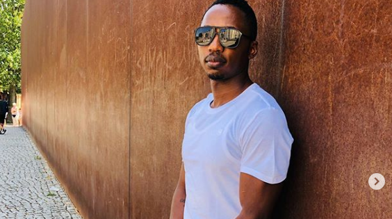 Pics! Is Andile Ncube On A Baecation Or Solocation In Germany?