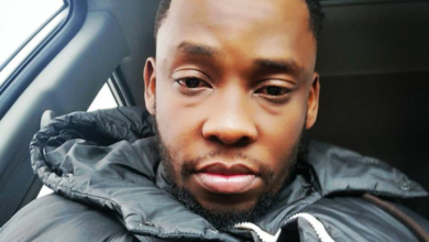 Pics! Uzalo's Wiseman Mncube (Sibonelo) Buys Himself A New Car
