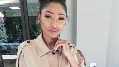 Photo of Enhle Mbali's Heartfelt Appreciation To Her Fans For 2 Million Milestone On Instagram
