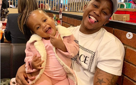 Watch! Junior de Rocka's Daughter Crying For Money Is The Cutest, Funniest Thing