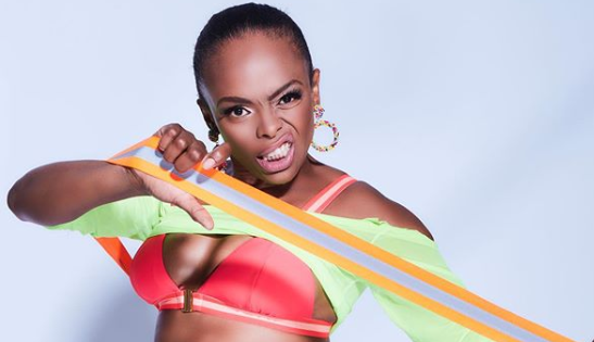 Watch! Unathi Reacts To Finding Her Car 'Keyed'