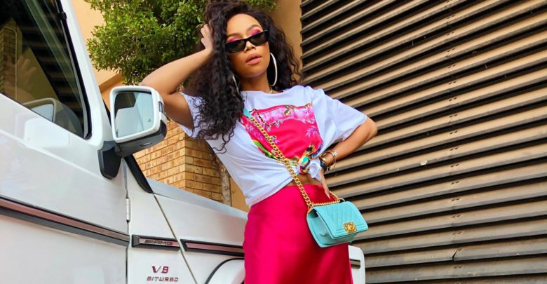 Here's What Bonang Will Never Do On The Red Carpet