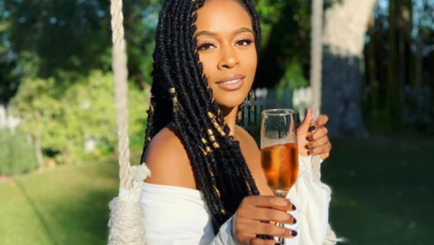 Nomzamo Mbatha On What She Wants To Teach Her Daughter