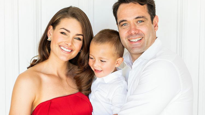 Watch! Rolene Strauss Announces Second Pregnancy