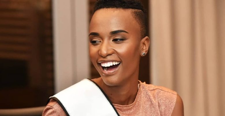 Pics! Pics! Zozibini Tunzi Takes Over New York City In Style Miss SA Zozibini Tunzi's New Million Rand Apartment