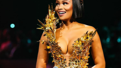 Bonang's Boss Response To Being Questioned About Getting All The Gigs PLUS All Her Stunning Looks From The Magical Night