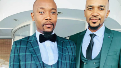 Photo of Moshe Ndiki Sends Fiance Phelo Bala Sweet Birthday Shoutout