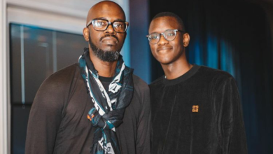 Check Out Black Coffee's Birthday Advice To His So Esona