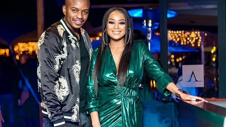 Father Has Confirmed! Naked DJ Ends Speculation On Whether Lerato Kganyago's Boobs Are Fake Or Nah
