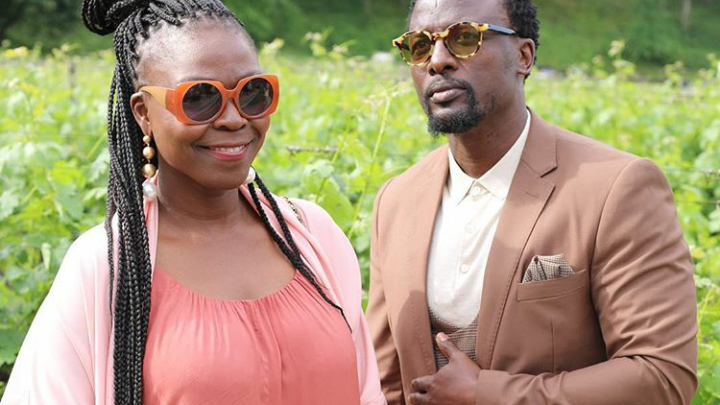 Imbewu: The See Actor Tony Kgoroge Shares Sweet Moment Sending His Son To Matric Dance