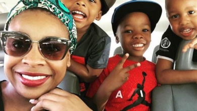 Blended Families! SA Celebs Who Are Amazing Step Parents