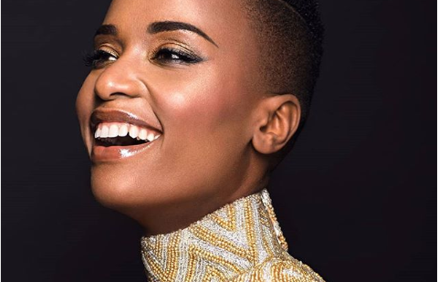 Miss SA Zozibini Tunzi Response To Negative Comments About Her Blackness