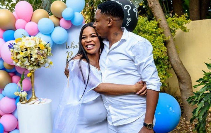 It's A Boy! Inside Singer Mmatema's Magical Baby Gender Reveal