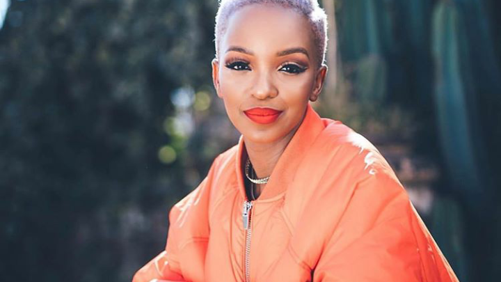Pic! Nandi Madida Introduces Her Daughter To The World Along With Her Cool Name