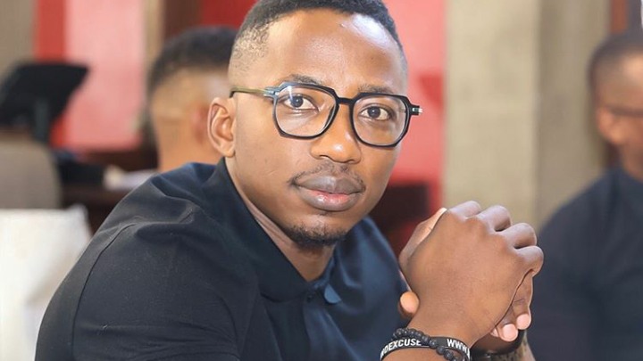 LOL! Andile Ncube Jokes About How Many Times He Would Get Married
