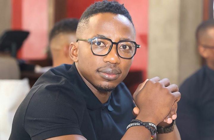 Andile Ncube Claps Back After Being Criticized For Calling Rosette's Daughter His