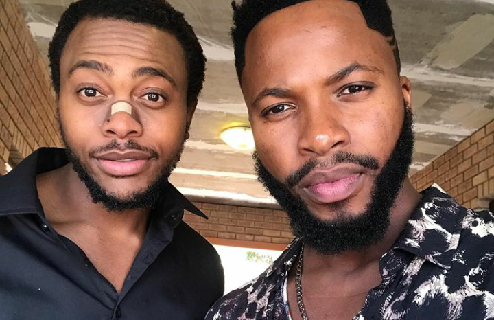 The Bromance We Never Knew We Needed! Nay Maps Sends The Coolest B'day Shoutout To Khathu Ramabulana