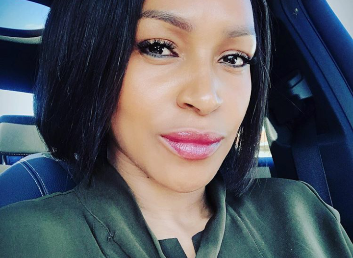 Another Skeem Saam Baby On The Way! Actress Makgofe Moagi (Charity) Is Pregnant