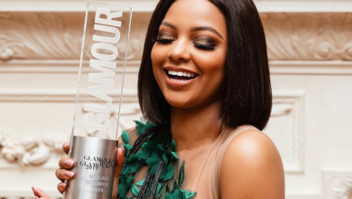 Pics! The Most Glamorous Female SA Celebs According To Glamour Magazine