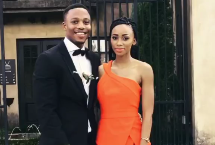Photo of Singer Thabsie Sends Her Husband A Sweet Birthday Shoutout