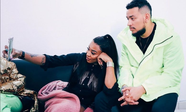 AKA Applauds Zinhle Work Ethic As She Launches Luxury Furniture Brand
