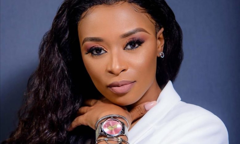 In Photos! The Transformation Of DJ Zinhle Through The Years