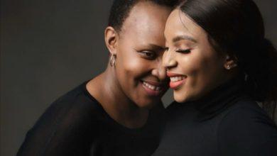 Photo of Linda Mtoba Gushes Over Her Bond With Her Mother As She Awaits The Birth Of Her Own Daughter