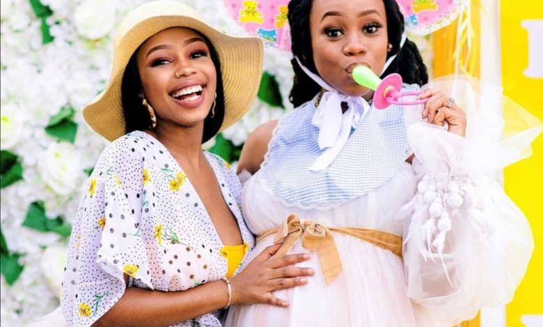 Watch! Inside Bontle & Priddy Ugly's Beautiful Baby Shower!