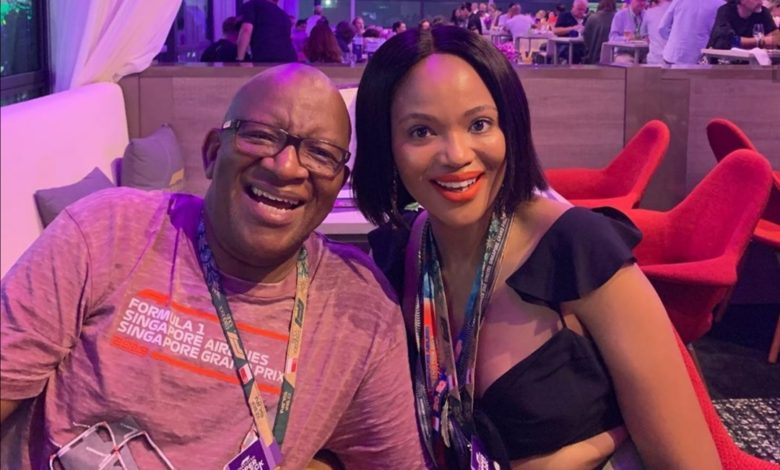Lebo M Calls It Quits With Fiance Malefu Ntsala