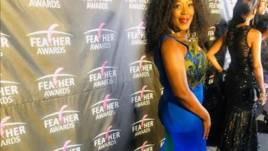 Photo of What SA Celebs Wore To The Feather Awards 2019