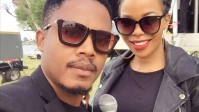 Photo of Mmatema Sends Her Hubby Sweet Birthday Shoutout