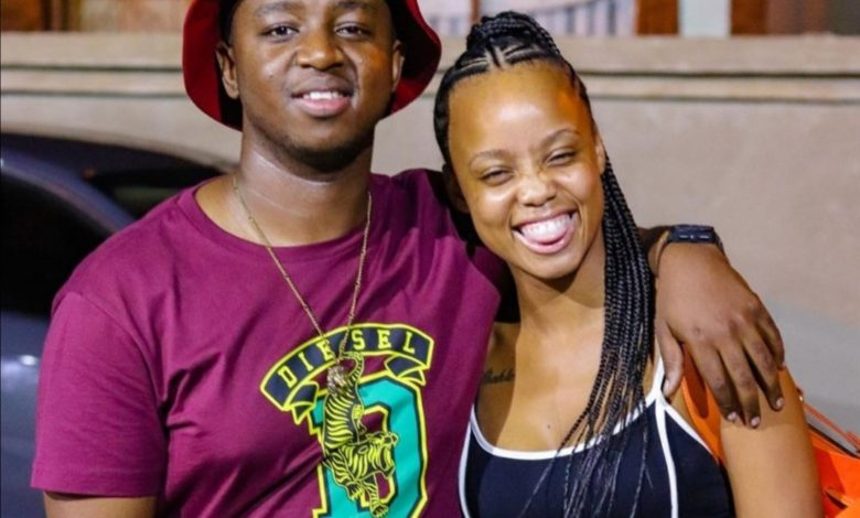 Ntando Duma On How She Feels About Dating DJ's After Junior de Rocka