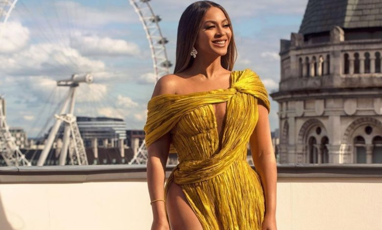 Ayanda Thabethe Channels Beyonce For Halloween, Now We Have To Ask: Who Wore It Better?