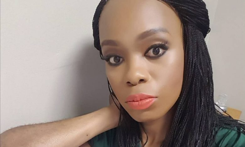 Watch! Lusanda Mbane Acts Out How Much She Misses Shooting Scandal