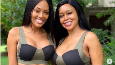 Photo of Former #RHOJ Star Mercy Mogase Sends Her Mom The Sweetest Birthday Shoutout!