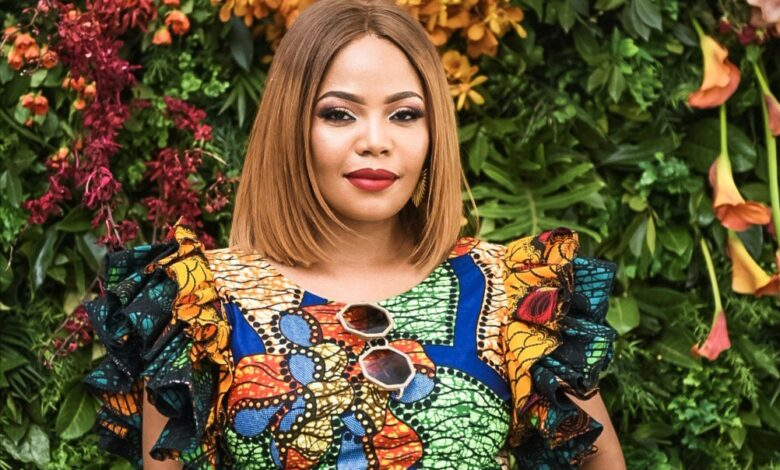 Terry Pheto Expresses Disappointment With Viral Video Describing A Elderly As 'Crusty and Sh*t'