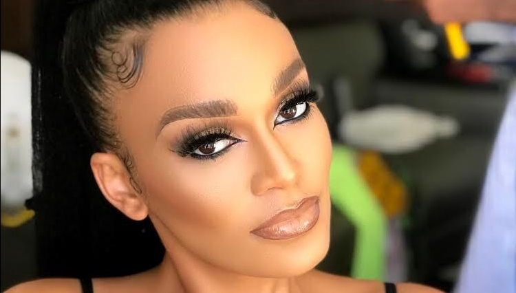 Pearl Thusi's Glam Photos From Her Nigeria Trip Breaks The Internet