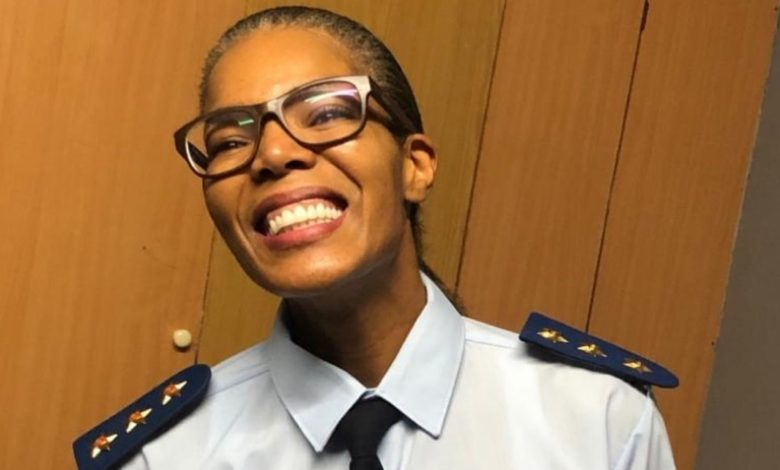 Watch! Connie Ferguson Channels Husband Shona's #TheQueenMzansi Character Jerry Maake For Halloween