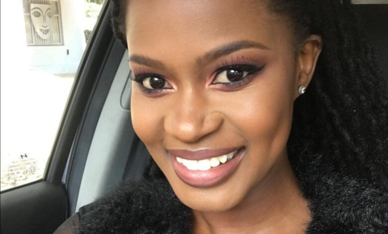 Actress Zenande Mfenyana On Her Shattered Top Billing Dream After The Sow Ended