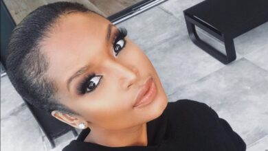Photo of Ayanda Thabethe Weighs In On Black Coffee Kicking Enhle Out Of Their Home After HE Cheated