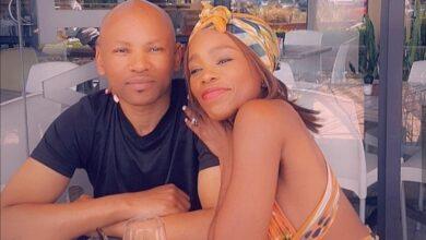Photo of Scandal's Lusanda Mbane Celebrates Her Husband's Birthday With Sweet Shoutout