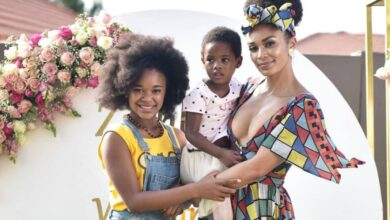 Photo of Watch! Pearl Thusi's Daughters Grill Her In Rare Interview
