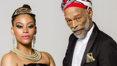 Photo of Watch! Letoya Makhene And Her Dad Making Music Together Will Warm Your Heart